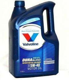 Valvoline DuraBlend Diesel 5W-40 6L