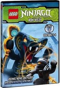 LEGO Ninjago. Rok węży, Część 1