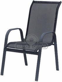 Hecht Krzesło Ogrodowe HFC010 Stalowo-Aluminiowe 8594061743539