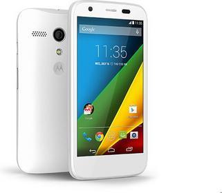 Motorola Moto E LTE Biały