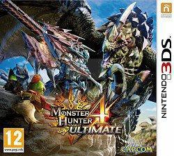 Monster Hunter 4 Ultimate 3DS