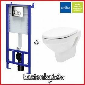Cersanit SLIM OLIMPIA 4W1 Zestaw podtynkowy do WC K97-272