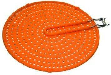 Pavoni OLI pokrywka na patelnię 32 cm orange - MAXIOLIARPAV