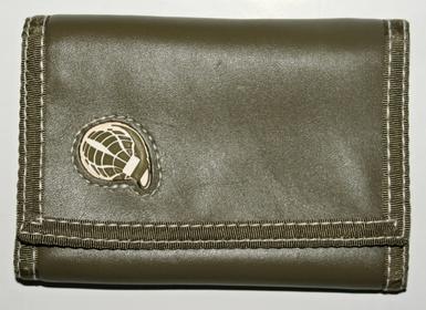Grenade portfel męski wallet green