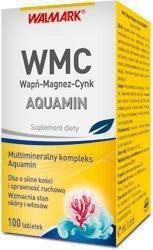 Walmark WMC Wapń-Magnez-Cynk Aquamin 30 szt.