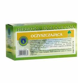 Dary Natury Herbatka ekologiczna oczyszczająca 20x2 g