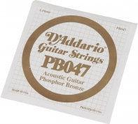 DAddario PB047 struna do gitary akustycznej Phosphor Bronze