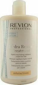 Revlon Interactives Hydra Rescue Treatment 750ml Maska do włosów odwodnionych,suchych