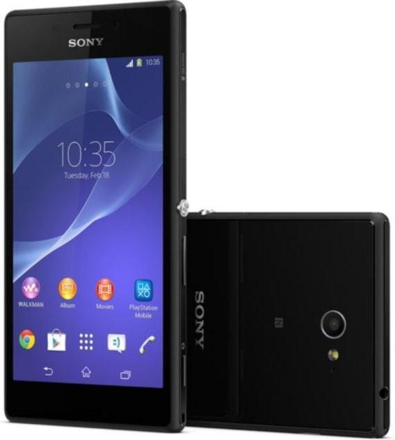 Sony Xperia M2 Czarny