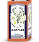 UPPHARMA SP. Z O. O. Rumianek herbatka ziołowa 30 saszetek 7056676