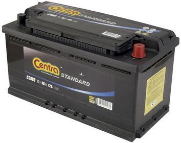 Centra Standard 12 V 90Ah 720A P+ CC900