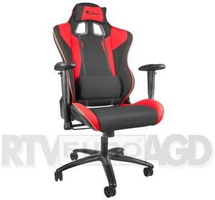 Genesis FOTEL DLA GRACZA GENESIS SX77 GAMING CHAIR BLACK-RED NFG-0751