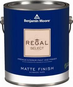 Benjamin Moore Farba ceramiczna Regal - - Select Premium Interior Paint & Primer