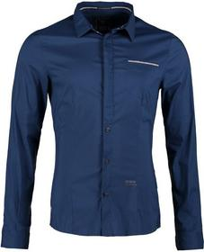 GUESS Koszula niebieski M44H75W5M50