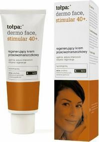 Tołpa Dermo Face Stimular 40+ regenerujący Krem przeciwzmarszczkowy na noc 40ml