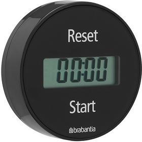Brabantia Elektroniczny timer kuchenny mocowany na magnes 103742