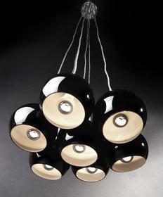 D2 Lampa wisząca D/Czarne Perły