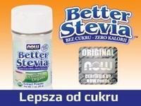 NOW Foods Better SteviaT w proszku - 28 g 907E-47422