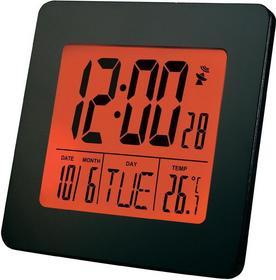 Zegar Sterowany radiowo Renkforce E0113R (DxS) 96 mm x 96 mm