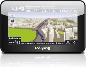 Peiying PY-GPS7005 Automapa Polska