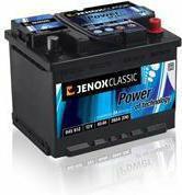 Jenox Classic 074616K 12V 74 Ah / 680 A