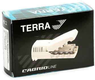 Terra HSA001R6 wzmacniacz TV+SAT z kan. zwrotnym
