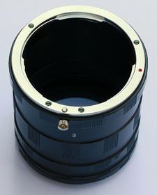 Pierścienie pośrednie bez przeniesienia automatyki - SONY ALFA