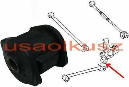FEBEST Tuleja tylnej zwrotnicy Lexus RX300 1998-2003