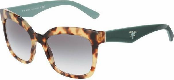 Prada Okulary przeciwsłoneczne anthrazit/bunt 0PR 24QS