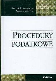 Dzwonkowski H., Zgierski Z. Procedury podatkowe