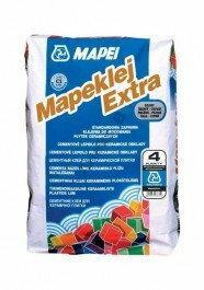 Zaprawa klejąca Mapeklej extra do płytek 25kg