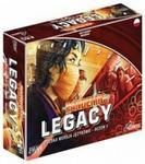 Pandemic Legacy - Edycja czerwona LACERTA