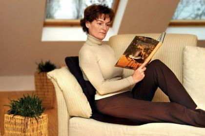Sissel DorsaBack - siedzisko ortopedyczne szare