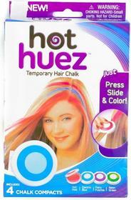 Hot Huez - kolorowe kredy do włosów