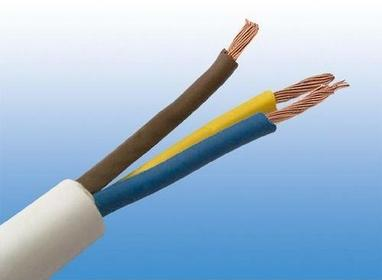 Elektrokabel Przewód mieszkaniowy 300/300V OMY 3x0,75