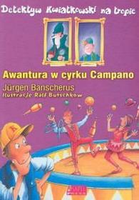 Banscherus Jurgen Awantura w cyrku Campano