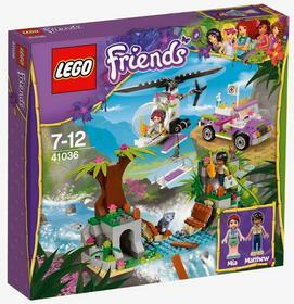 LEGO 41036 Friends - ratunek na moście