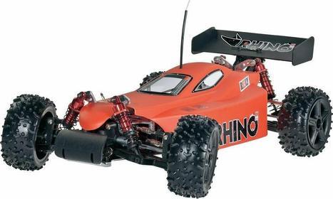 Reely Buggy Rhino III 4WD EP-250B RtR 2 4 GHz