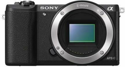 Sony ILCE-5100B body czarny