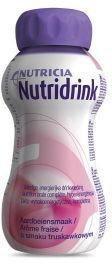 N.V.Nutricia Nutridrink Protein truskawka 125 ml (dawniej Compact)