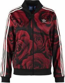 Adidas Kurtka wiosenna red AC2109