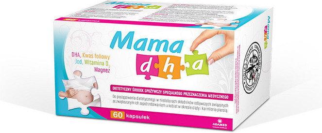Adamed Mama DHA 60 szt.
