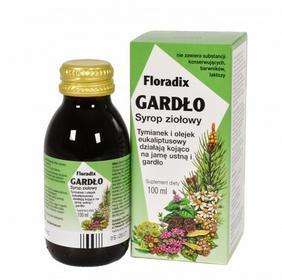 Salus Floradix Gardło 100 ml