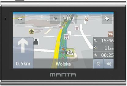 Manta GPS470 Easy Rider Europa