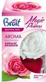 Brait Odświeżacz powietrza pachnący kwiatek Beautiful Rose 75ml 5908241712193