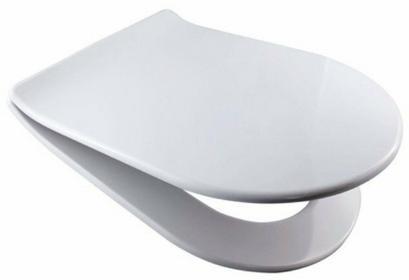 Duschy Deska wc Soft Slim wolnoopadająca biała 805-01