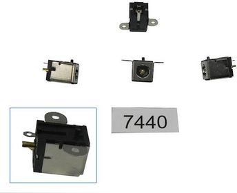 Toshiba Qoltec Gniazdo DC Satellite L45 series 7440.TH_S_L45S