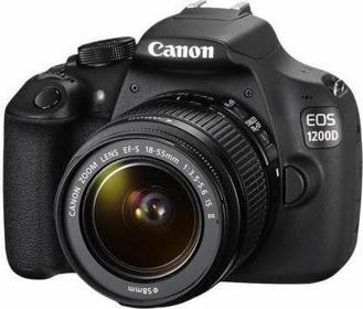 Canon EOS 1200D inne zestawy