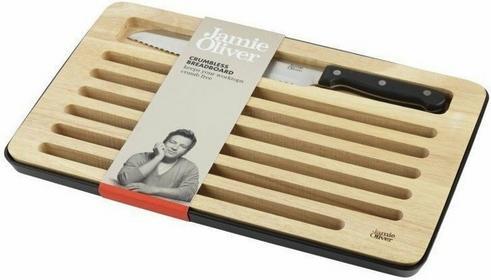Jamie Oliver Deska do krojenia chleba + nóż do chleba
