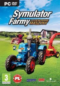 Symulator Farmy - Legendarne Maszyny PC